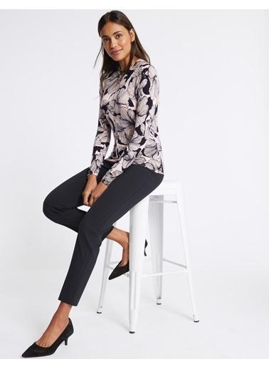 Marks & Spencer Modern Slim Leg Pantolon Lacivert